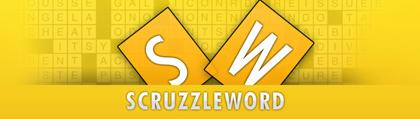 Scruzzle Word