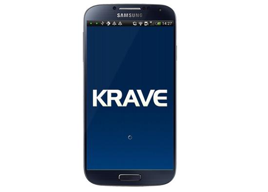 Krave Social Networking App