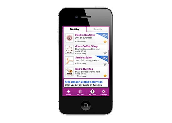 Click! Retail Application