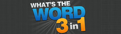 What's the Word 3 in 1 – What's the Pic , Pic Combo and Guess the Expressions