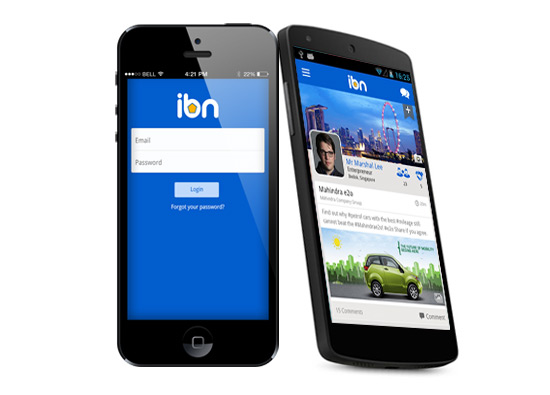 IBN Entreprenure Social Media