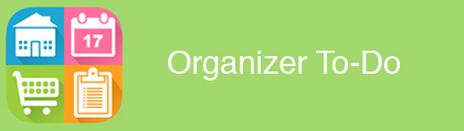 Organizer To-Do: All-In-One