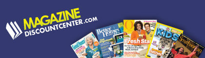Magazine Discount Center